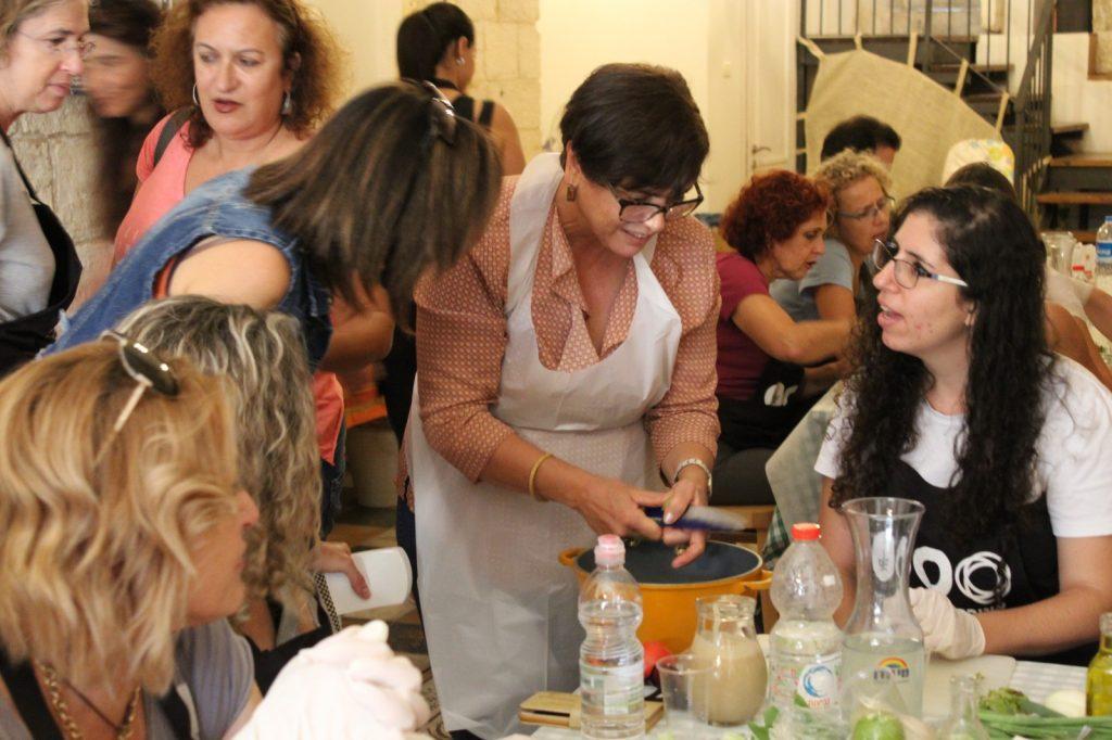 מפגשים וסודות בעיר נצרת