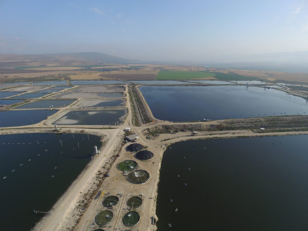 Aquatech  בעמק המעיינות – מיזם STARTFISH נעים להכיר